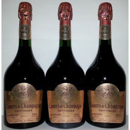 """Taittinger """"Comtes de Champagne"""" Rosé"""