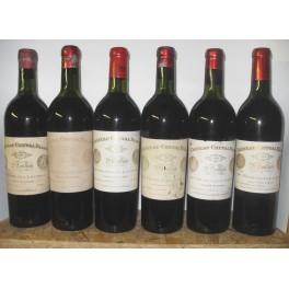 VERTICALE Château Cheval Blanc 1945-2010